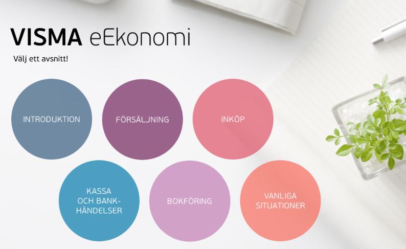 Kom igång med Visma eEkonomi
