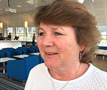 Birgitta Daniels om molnetprogram