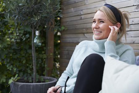 Cathrine Osbeck, kontorschef, redovisningsbyrån Baks&Co, Visma Spcs