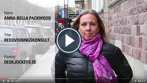 Anna Bella Packwood Deskjockeys