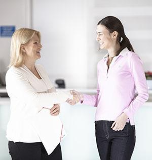 Konsult med eget företag