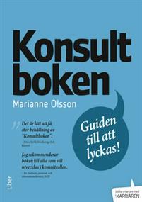 Konsultboken av Marianne Olsson