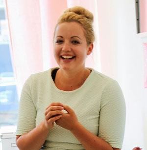 Pauline Grindvall är ambassadör för kvinnligt entreprenörskap