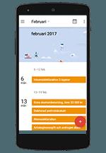 Skattekalender 2017 i din mobil