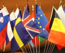 Europeiska flaggor