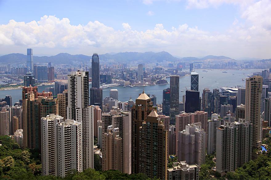 Export till Hong Kong