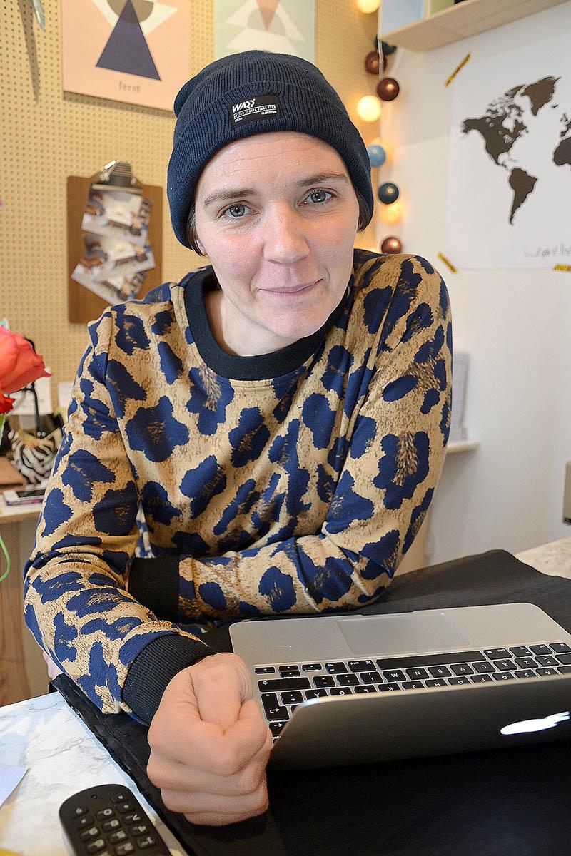 Anna Newman Sveas Design & Interiör