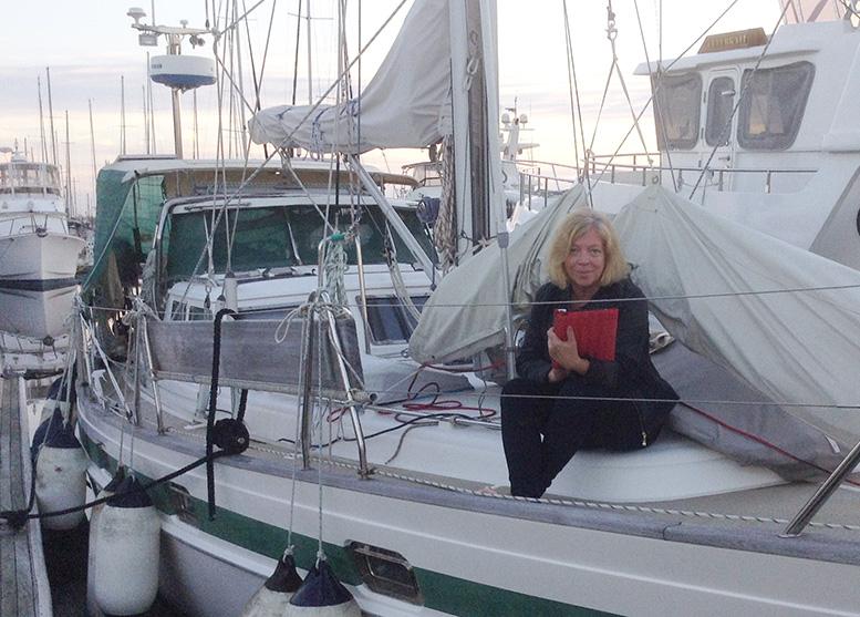 Ann Ljungberg digital nomad