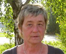 Britt Johansson är administrationsansvarig och  delägare i Stewes Servicefirma AB.