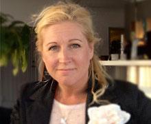 Linda Sätterström tipsar bland annat om hur  man ska tänka när man inreder sin monter.