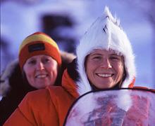 Turism året om i norra Sverige