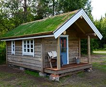 Hustypen kallas Attefallshus och har fått sitt namn från bostadsminister Stefan Attefall (KD) som var med och införde hustypen.