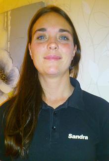 Sandra Bergman blev egen  företagare tack vare rutavdraget.