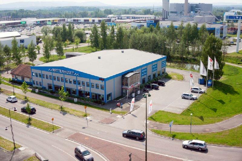Vattenhuset i Borlänge satsade på e-fakturering med Visma AutoInvoice.