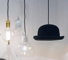 Bild med lampa