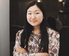 Josefine Yun-Ji Lim har tidigare gått en kurs i webbdesign  och tänkte först själv bygga en sajt, men upptäckte att  Visma sponsrar Sveriges UF-företag med nätbutiksverktyg.  Med Visma Avendo Webshop insåg hon hur skönt det var  att kunna bygga en snygg nätbutik utan att behöva koda.