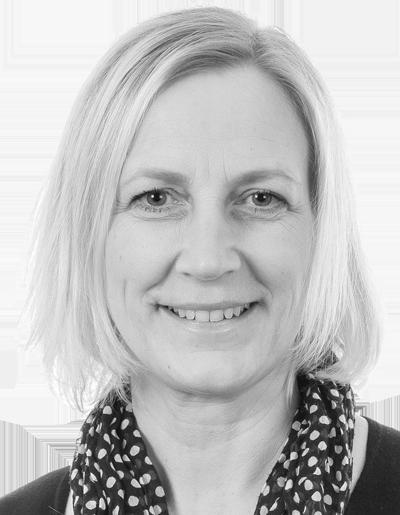 Gunilla Jaltsén är produktansvarig för Visma eEkonomi