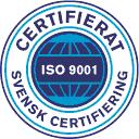 Logotype ISO 9001