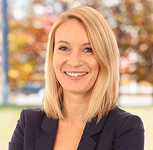 Helene Strååth är programutvecklare på Visma Spcs.