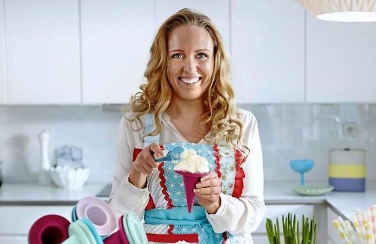 Sandras glasstrut tog hem förstaplatsen i tv-program