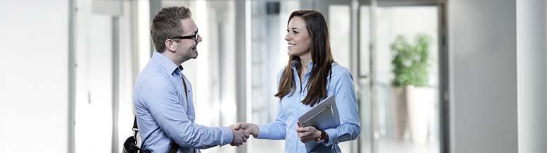 Småföretagare väljer affärssystem - Visma
