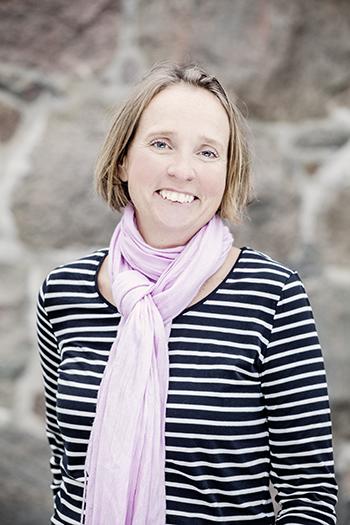 Elisabeth Svensson, Ekonmibyrån i Halmstad, om företagstjänsten budget