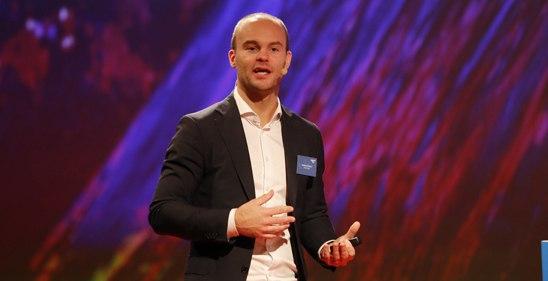 Daniel de Sousa, vd, om hur Visma Spcs ska hjälpa redovisningsbranschen nå framgång i en digitaliserad värld