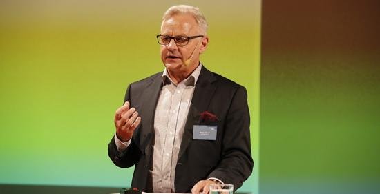 Bengt Skough, FAR, berättar om rapporten Nyckeln till framtiden och de trender som påverkar redovisningsbranschen, Visma Forward 2016