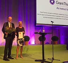Grant Thornton Årets Framtidsbyrå