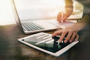 Löneadministration med smarta internettjänster