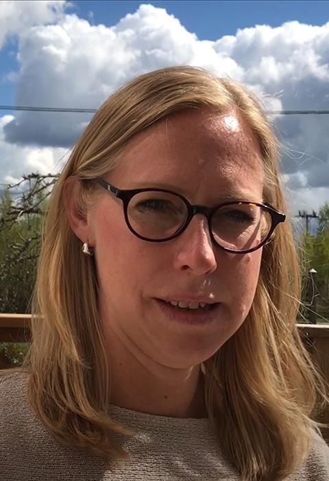 Christine Fransson från Solbacken Redovisning