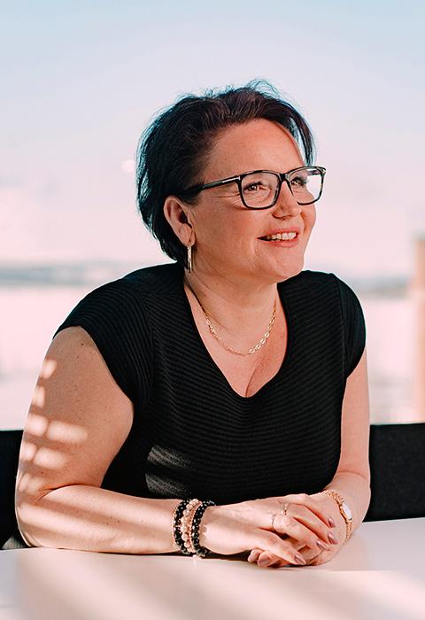 Petra Örjegren från Stabilisator