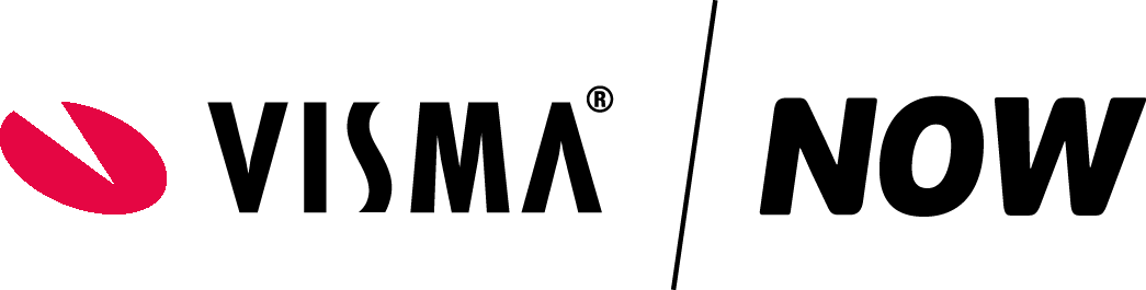 Visma Now logotyp