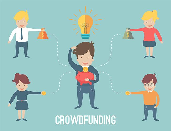 Crowdfunding finansierar din affärsidé