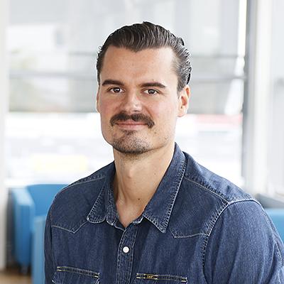 Bild på Björn Hartig