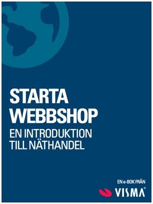 Starta webbshop