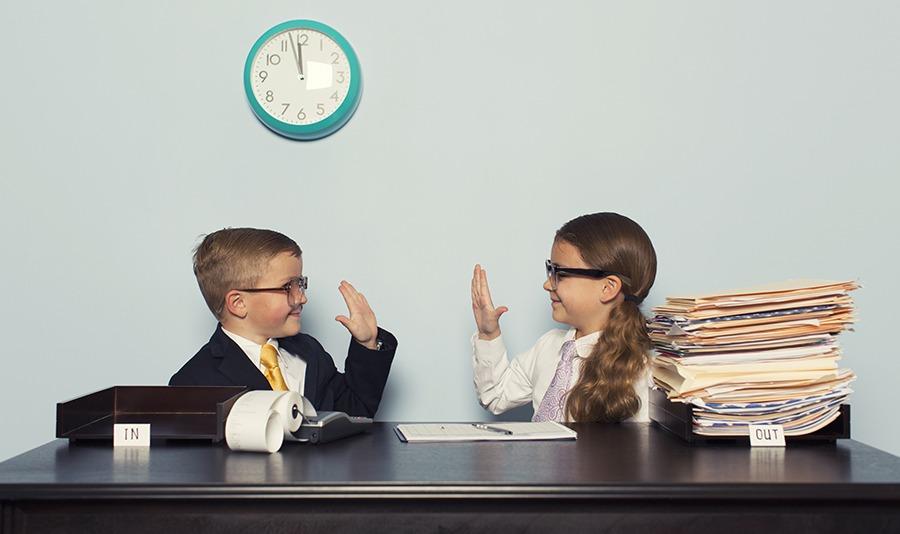 Jobba smart med din redovisningskonsult