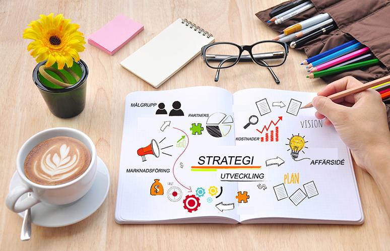 Så skriver du affärsplan för att starta eget företag