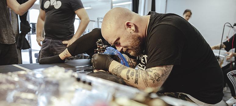 Tatuerare tatuerar