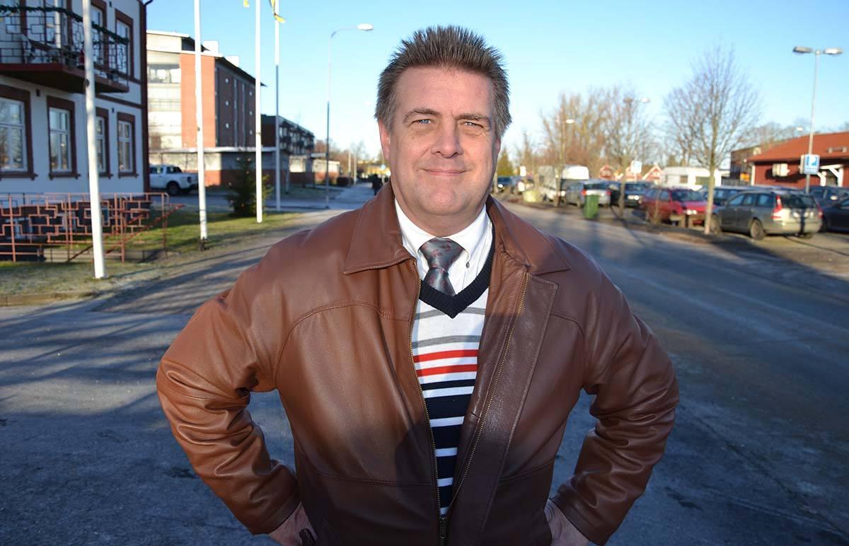 Sven-Olof Persson, TAG Redovisning, ska få ordning på inflödet och samarbeta med med kunden